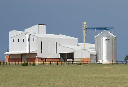 Sample food production plant
